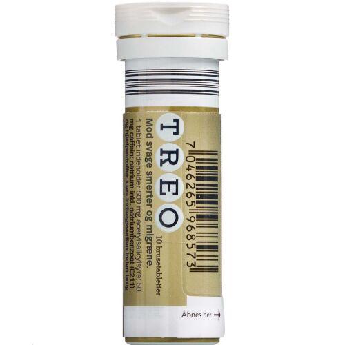 Køb TREO BRUSETABL 500+50MG online hos apotekeren.dk