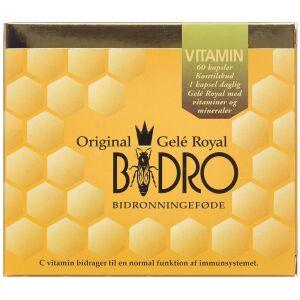 Køb Bidro m/vitaminer og mineraler kapsler 60 stk. online hos apotekeren.dk