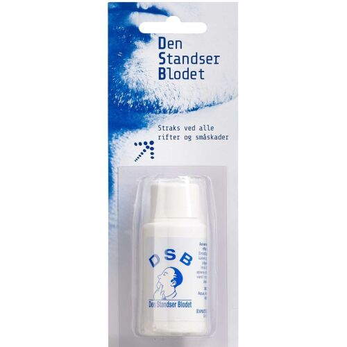 Køb D.S.B Blodstandser 25 ml online hos apotekeren.dk