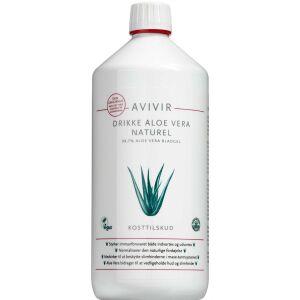 Køb Aloe Vera Drikke 1000 ml online hos apotekeren.dk