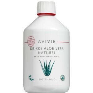 Køb Aloe Vera Drikke 500 ml online hos apotekeren.dk