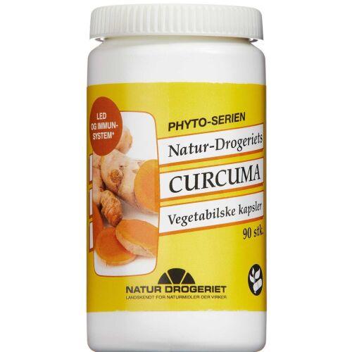 Køb CURCUMA KAPS online hos apotekeren.dk