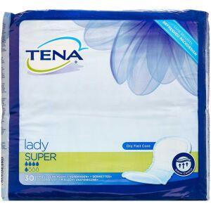 Køb Tena Lady Super til let inkontinens 30 stk. online hos apotekeren.dk