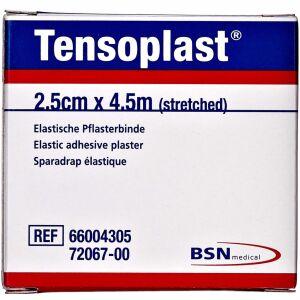 Køb Tensoplast strækbind 4305 2,5 cm x 4,5 m 1 stk. online hos apotekeren.dk