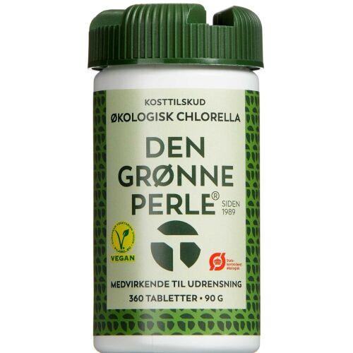 Køb Chlorella - Den Grønne Perle 360 stk. online hos apotekeren.dk