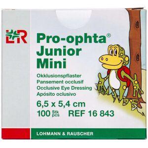 Køb Pro-ophta Junior Mini 6,5 x 5,4 cm 100 stk. online hos apotekeren.dk