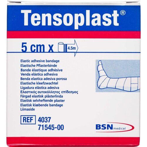 Køb Tensoplast strækbind 5 cm x 4,5 m 1 stk. online hos apotekeren.dk