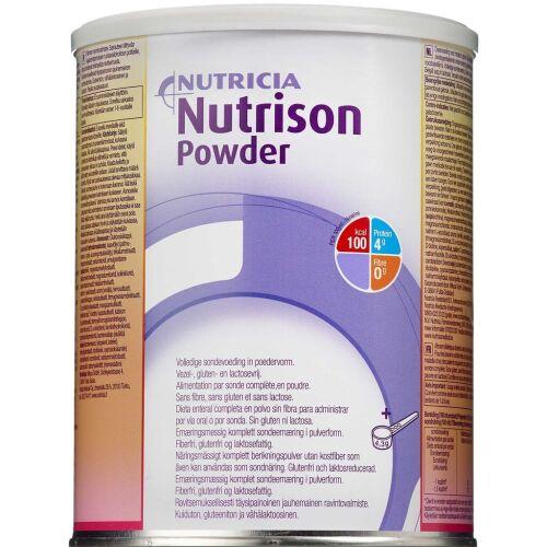 Køb Nutrison Powder 860 g online hos apotekeren.dk