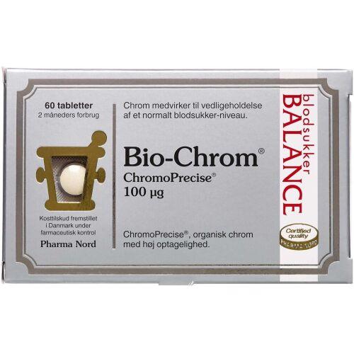 Køb Bio-Chrom tabletter 60 stk. online hos apotekeren.dk