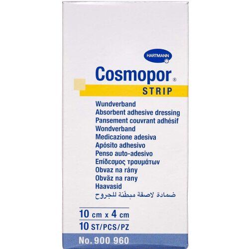 Køb Cosmopor Strip 4 x 10 cm 10 stk. online hos apotekeren.dk