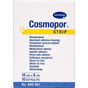 Køb Cosmopor Strip 6 x 10 cm 10 stk. online hos apotekeren.dk
