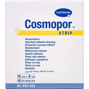 Køb Cosmopor Strip 8 x 10 cm 10 stk. online hos apotekeren.dk