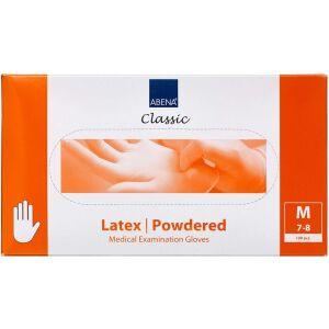 Køb Abena Latex handsker online hos apotekeren.dk