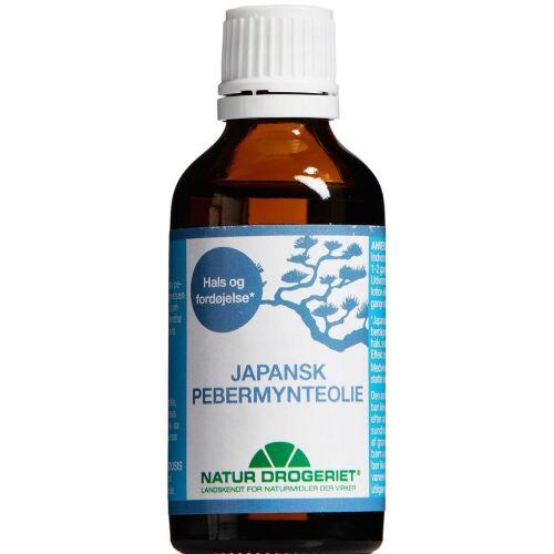 Køb Japansk Pebermynteolie 50 ml online hos apotekeren.dk