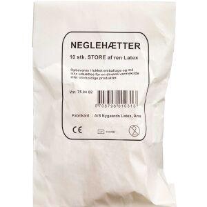 Køb Neglehætter Gummi online hos apotekeren.dk