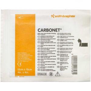 Køb Carbonet absorberende forbinding 10 x 10 cm 1 stk. online hos apotekeren.dk