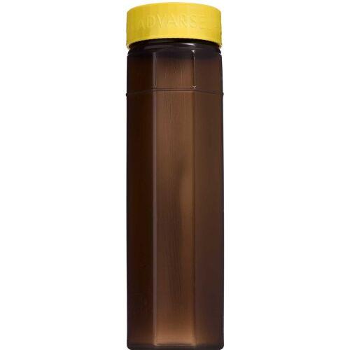 Køb Kanylebeholder ottekantet 1,0 liter med gult låg 1 stk. online hos apotekeren.dk