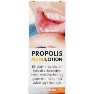Køb Propolis Mundlotion 20 ml online hos apotekeren.dk