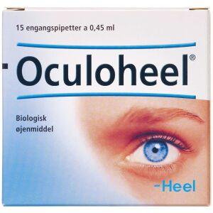 Køb Oculoheel 15 x 0,45 ml online hos apotekeren.dk
