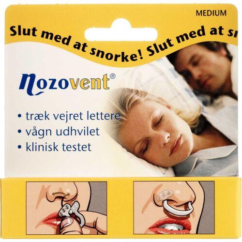 Køb Nozovent medium 2 stk. online hos apotekeren.dk