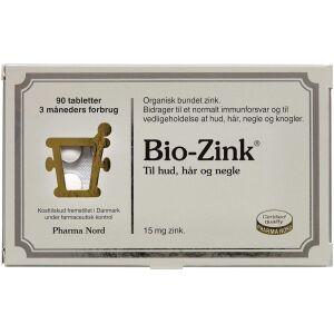 Køb Bio-Zink tabletter 90 stk. online hos apotekeren.dk