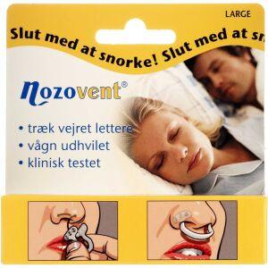 Køb Nozovent large 2 stk. online hos apotekeren.dk
