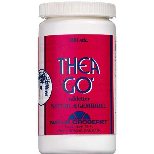 Køb Thea Go' tabletter 200 stk. online hos apotekeren.dk