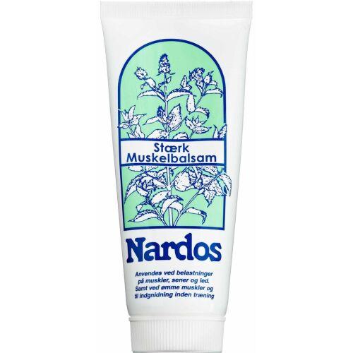 Køb Nardos Stærk Muskelbalsam 100 ml online hos apotekeren.dk