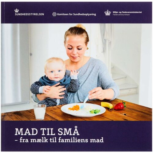 Køb BOG MAD TIL SMÅ online hos apotekeren.dk
