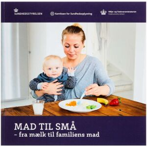 Køb Mad til Små bog 1 stk. online hos apotekeren.dk