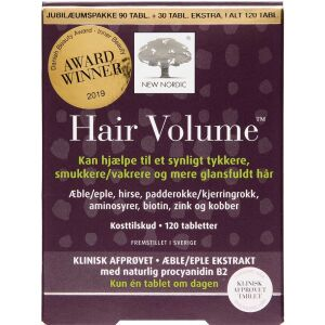 Køb HAIR VOLUME TABL online hos apotekeren.dk