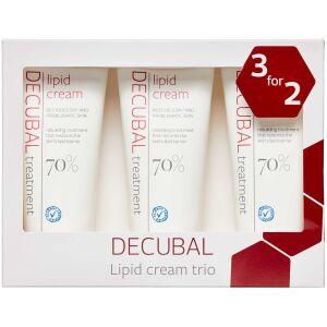 Køb DECUBAL LIPID CREAM 3 FOR 2 online hos apotekeren.dk