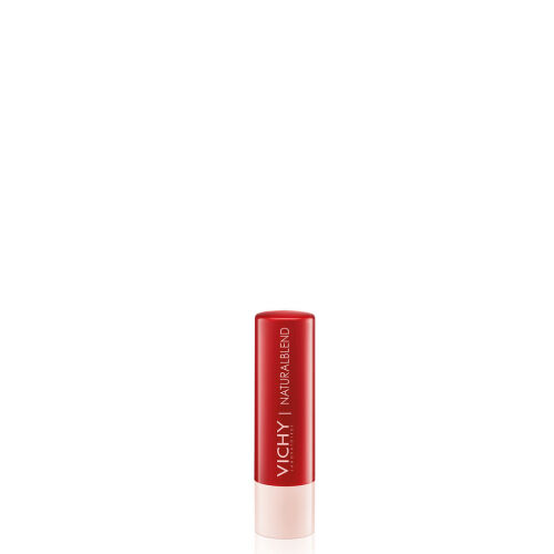Køb Vichy NaturalBlend Læbepomade Rød 4,5 g online hos apotekeren.dk