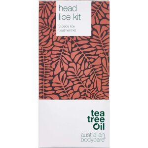Køb Australian Head Lice Kit 100 ml + 250 ml + 150 ml online hos apotekeren.dk